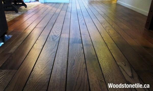 Hardwood Floor Refinishing - After