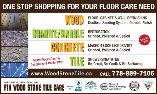Vancouver One Stop Floor Care Need